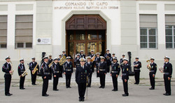 Fanfara di Presidio Comando Marittimo No