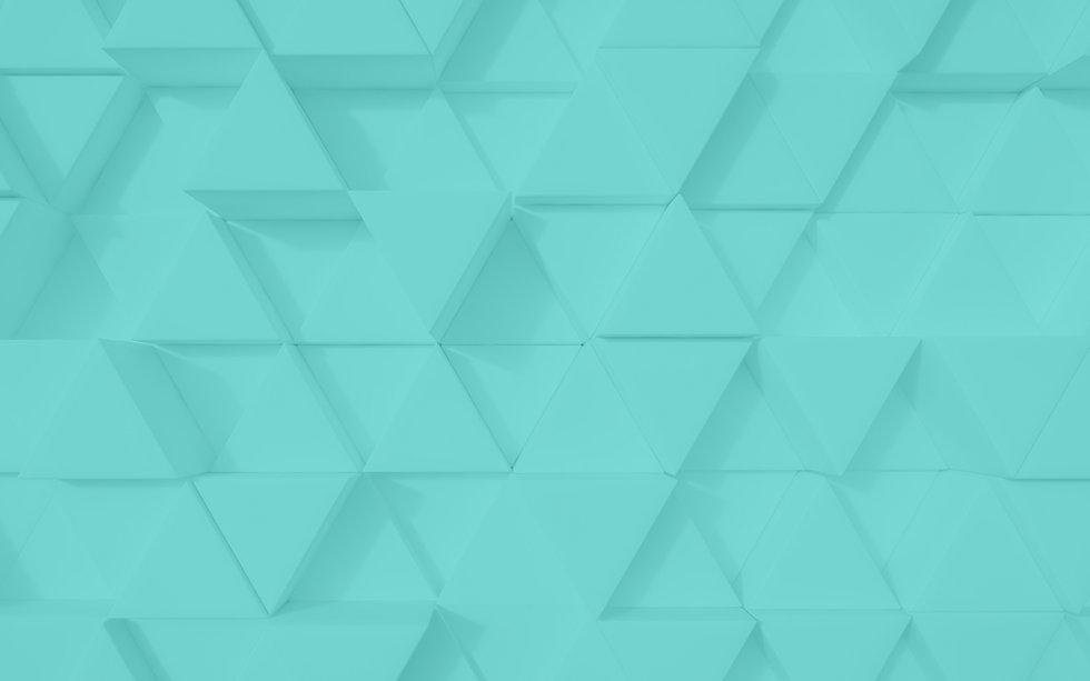 Triangoli Blu Origami
