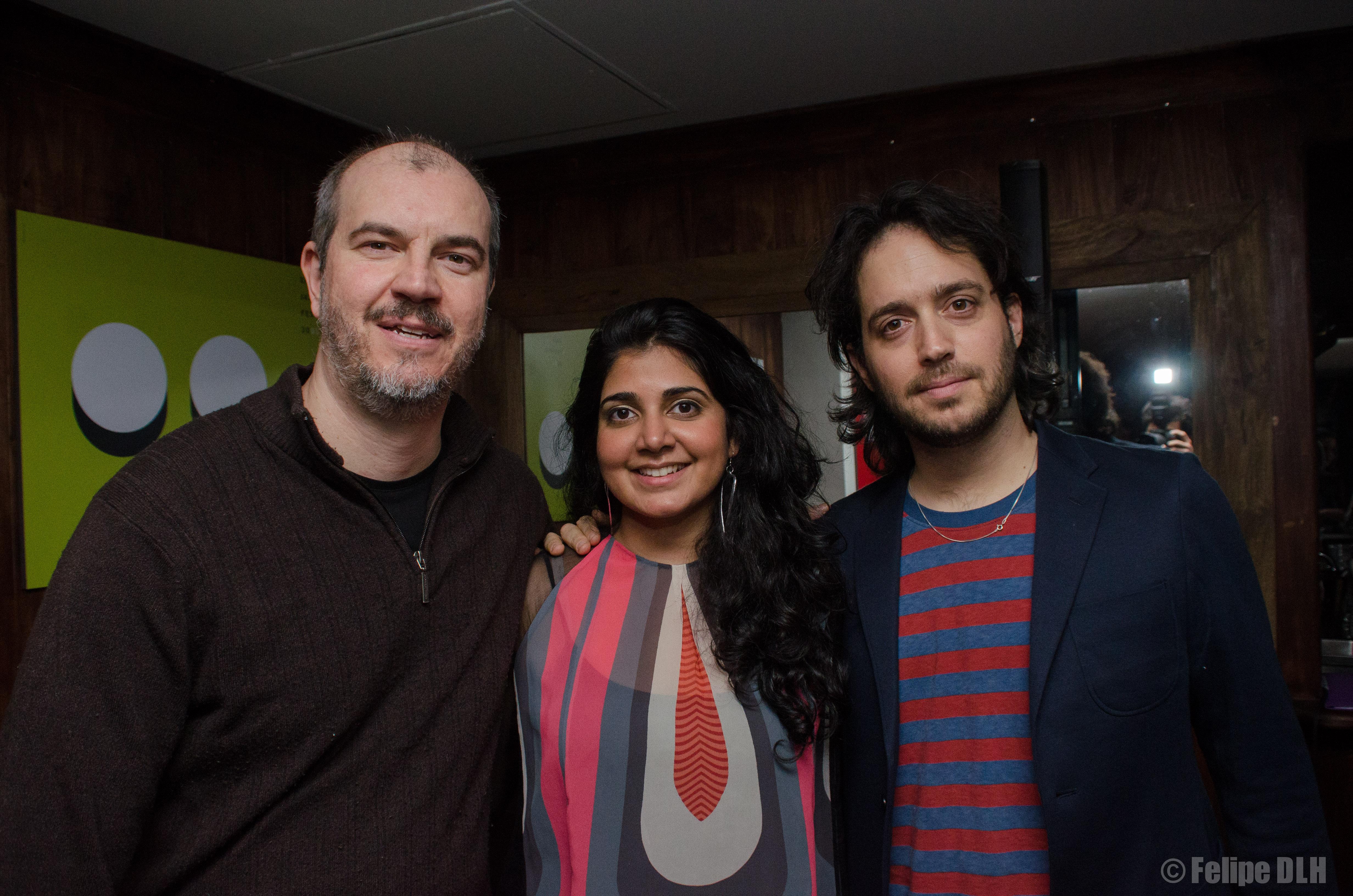Brazil Trio w/Rogério & Yotam
