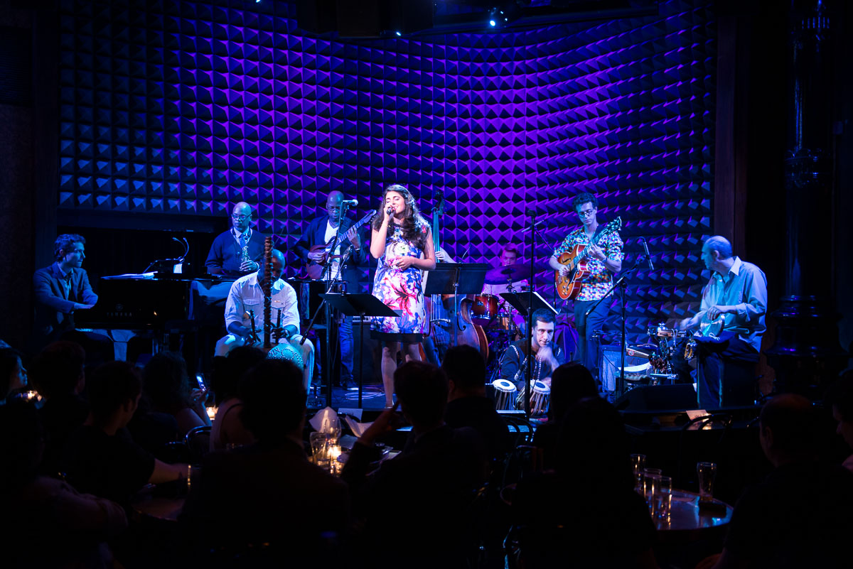 VISIONS CD Release at Joe's Pub