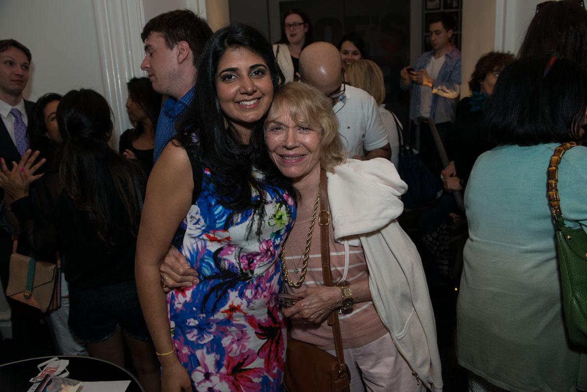 Kavita & Helen Merrill