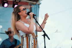 Carrie Marie Live Onstage