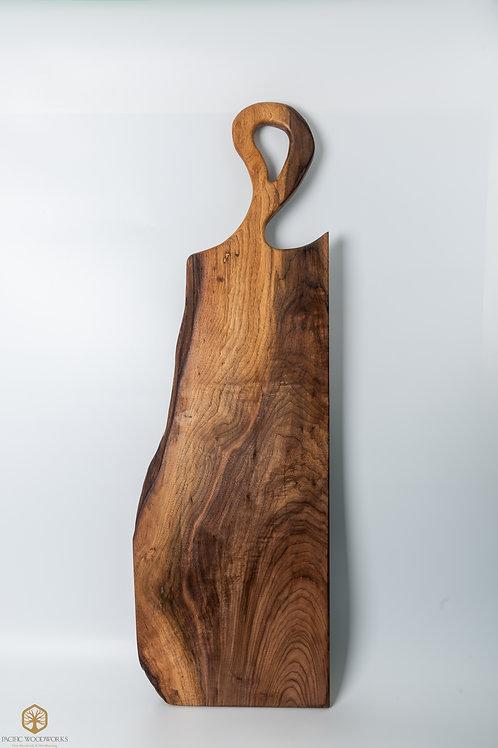 Handled Walnut Charcutier Board