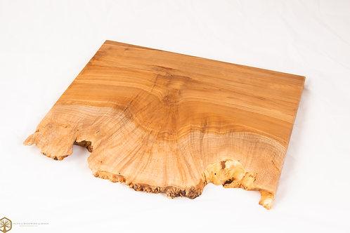 Western Maple Burl Charcuterie Board