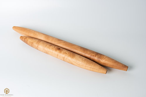 Figured Maple Rolling Pin