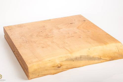 Birdseye Western Maple Butcher Block