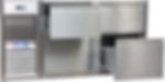 Kühltheke Einschiebekühlpult Umluftkühlung Getränke