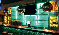 Bar Licht Design Planung Kreativ Edelstahl
