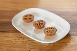 Mini Crostata Albicocca