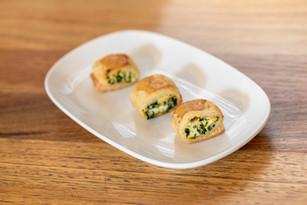 Salatini Ricotta e Spinace