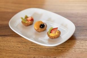 Mini Tart alla Frutta