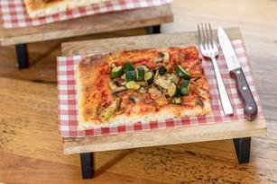 Pizza Vegetariana $10
