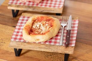 Pizza Montanara Fritta $10