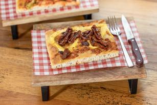 Pizza Sundried Tomato e Ricotta $10