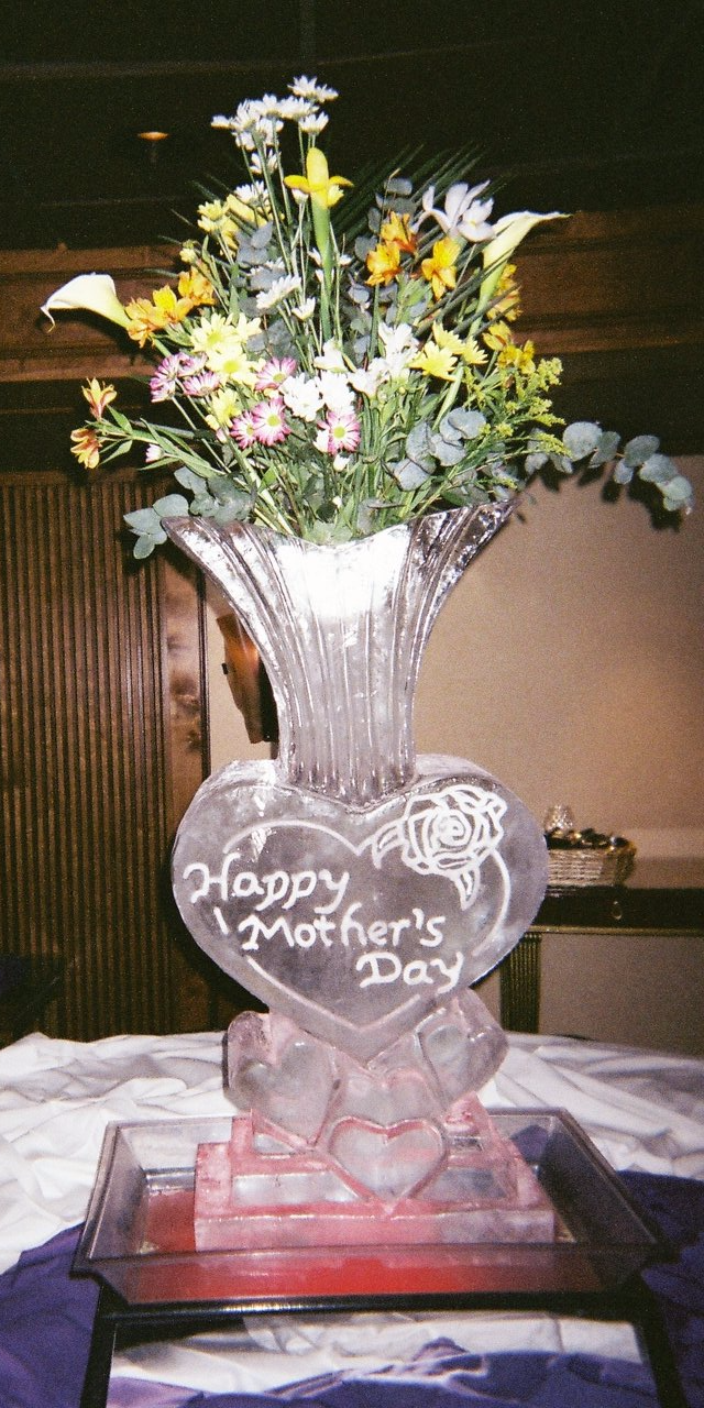Mother's Day Vase