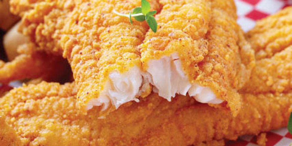 St. Vincent's Fish Fry