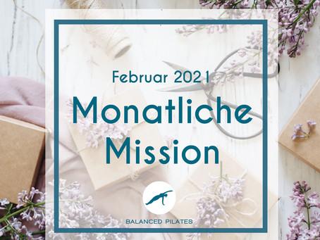 Februar Mission 2021: Verbreite Liebenswürdigkeit