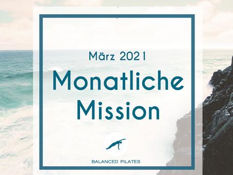 März Mission 2021: Es ist an der Zeit für einen Mutausbruch