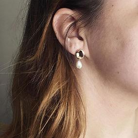 Boucles d'oreilles bohème