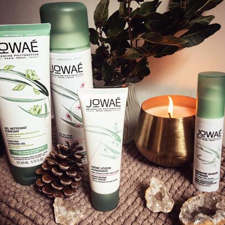 JOWAE : un rituel soin en 4 étapes essentielles