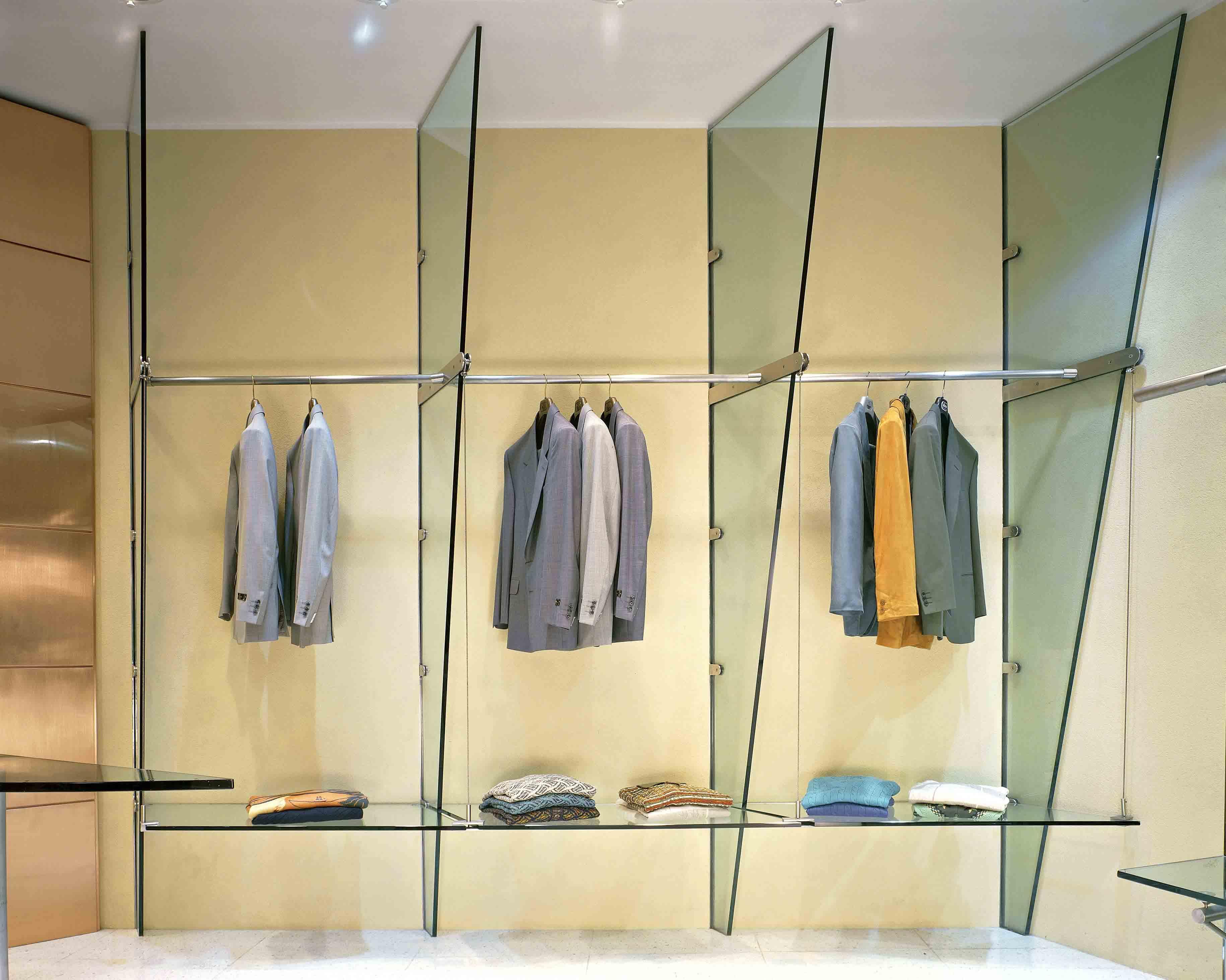 """Clothing Store """"Cavalleggeri"""""""