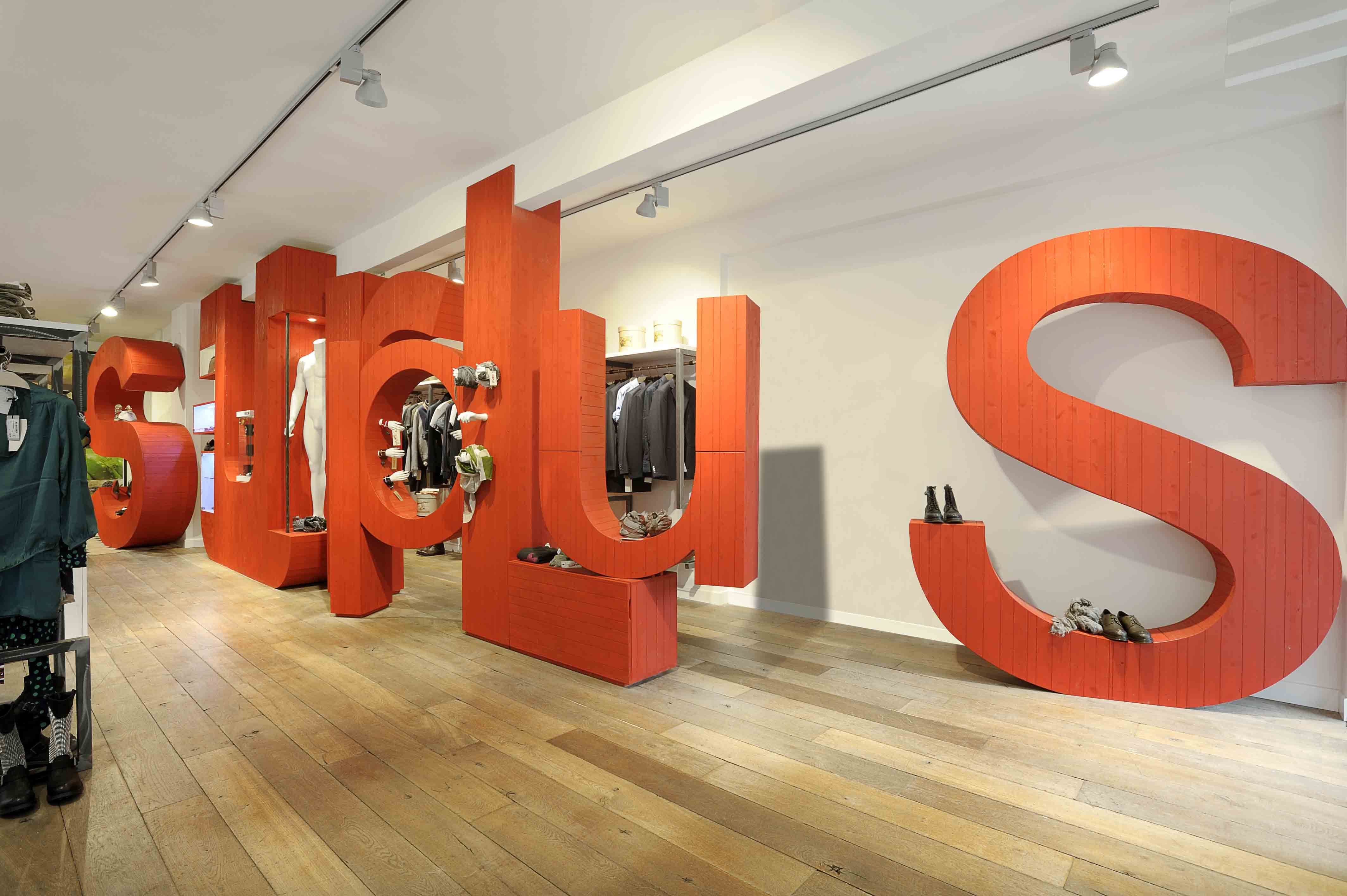 "Concept store ""Surplus"""