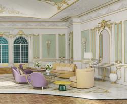 Living room '700 Version