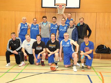 MÜ50: Basketballer der SG Hochheim/Darmstadt für Deutsche Meisterschaft qualifiziert!