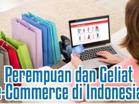 Perempuan dan Geliat e-Commerce di Indonesia