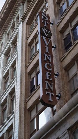 St Vincent Jewelry Center