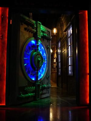 The Vault Entrance