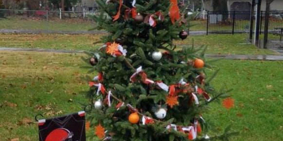 Christmas Trees in the Park 2020