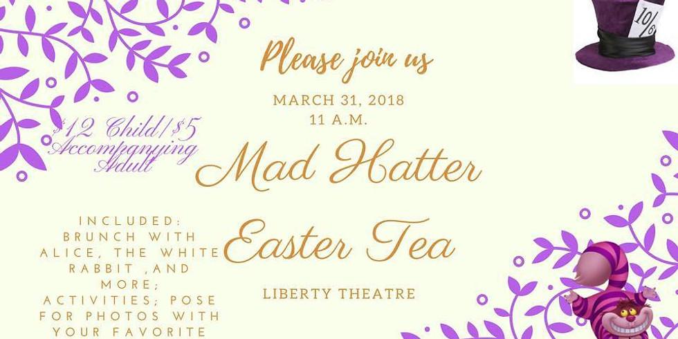 Mad Hatter Easter Tea