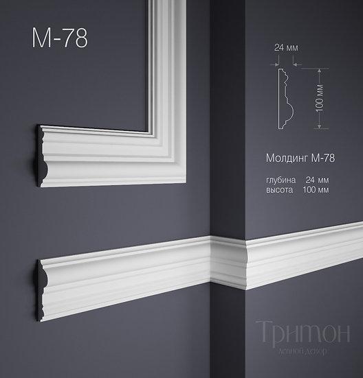М 78 (100х24 мм)
