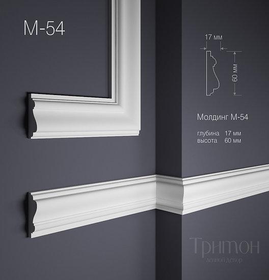 М 54 (60х17 мм)