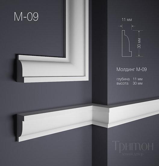 М 09 (30х11 мм)