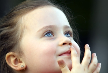 Cambiamento.2 Con lo sguardo stupito di un bambino