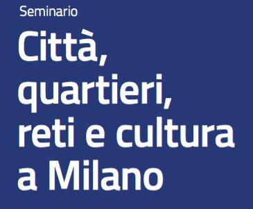 L'infrastruttura culturale e la crescita di Milano