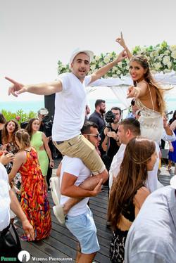צילום ריקודים חתונה
