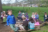 Gardening in schools growing fruit vegetables and flowers Bath and North East Somerset