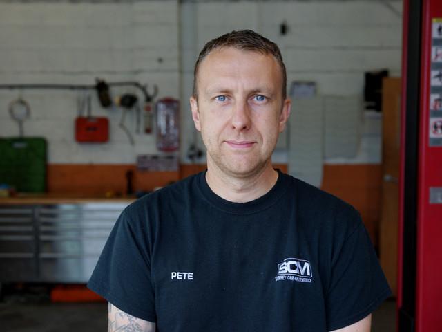 Pete - Technician & Director