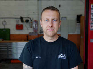 Pete - Technician & Director