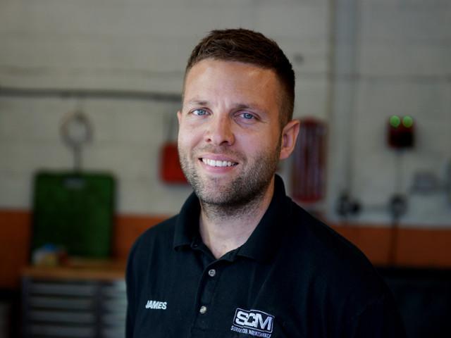 James - Technician & Director