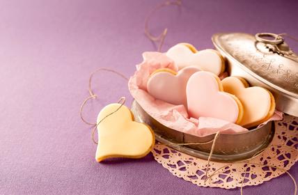 Cookies Herz