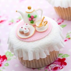 Cupcake Teetime