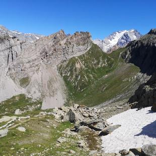 Tour des Glaciers de la Vanoise - Dag 3 - Pralognan > Pralognan