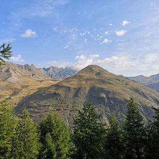 GR5 Traversée des Alpes - Dag 22 - Bousiéyas > Sainte-Etienne-de-Tinée