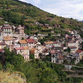 GR5 Traversée des Alpes - Dag 25 - Refuge de Longon > Saint-Martin-Vésubie