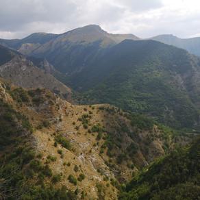 GR5 Traversée des Alpes - Dag 27 - Col de Turini > Sospel