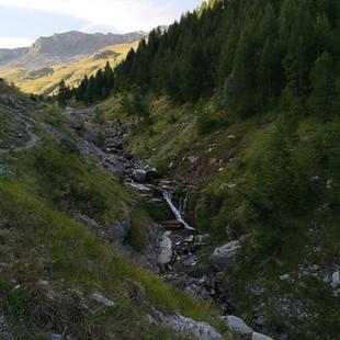 GR5 Traversée des Alpes - Dag 24 - Roya > Refuge de Longon